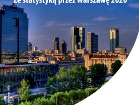 Ze statystyką przez Warszawę 2020