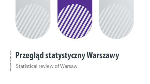 Statistical Review of Warsaw - 2nd quarter 2019