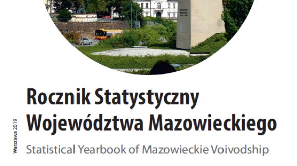 Statistical Yearbook of Mazowieckie Voivodship 2019
