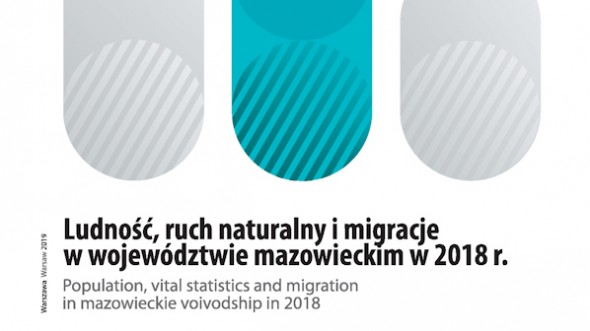Population, vital statistics and migration in mazowieckie voivodship in 2018