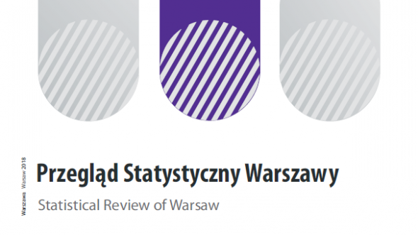 Statistical Review of Warsaw - 2nd quarter 2018