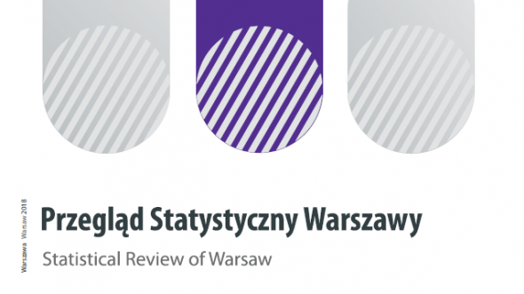 Statistical Review of Warsaw - 3rd quarter 2018