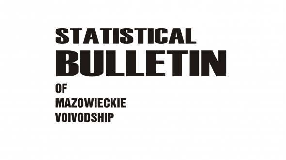 Statistical Bulletin of Mazowieckie Voivodship - 4th quarter 2016
