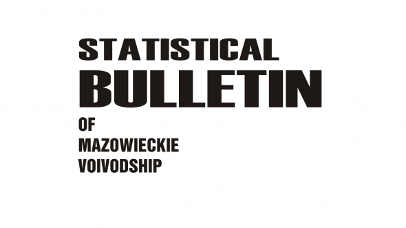 Statistical Bulletin of Mazowieckie Voivodship - 3rd quarter 2017