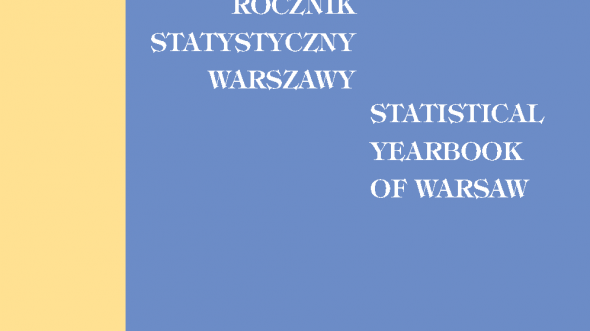 Statistical Yearbook of Warsaw 2016