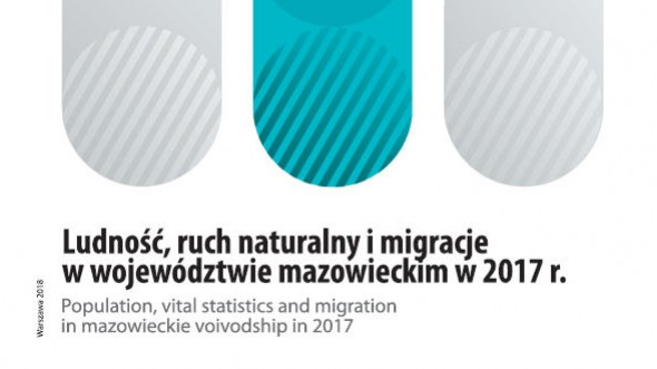 Population, vital statistics and migration in mazowieckie voivodship in 2017