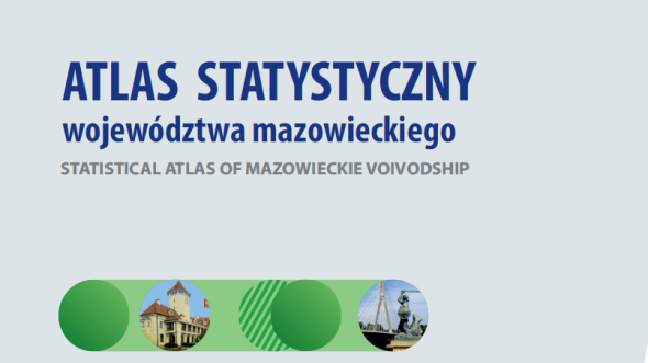 Statistical Atlas of Mazowieckie Voivodship