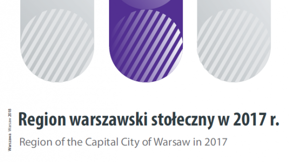 Region of the Capital City of Warsaw in 2017
