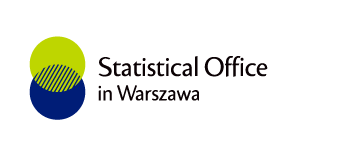 Logo Statistical Office in Warszawa